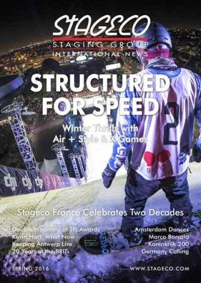 STAGECO NEWS Spring 2016